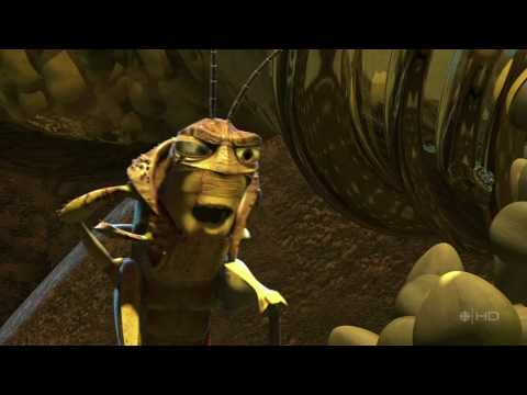 A Bugs Life (1998) is one of the less talked about Pixar films, but Kevin Spacey's performance as the villain is phenomenal.