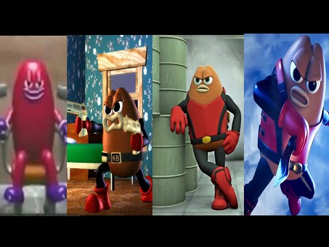 Evolution of Killer Bean (1996-2020)