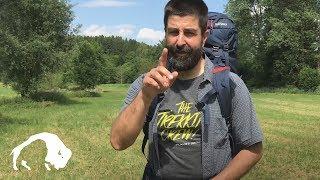 Классический туристический рюкзак в обновленном дизайне Tatonka Yukon 50+10
