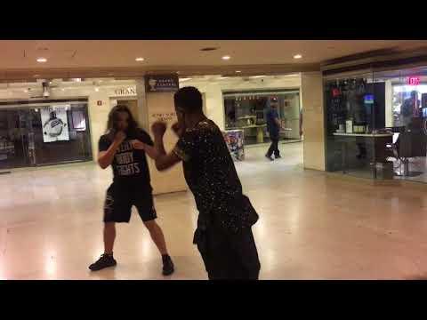 Everybody Fights - Zay Greedo vs Unknown (видео)
