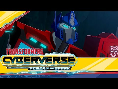 I Am The Allspark' 💠 Ep. 212 | Transformers Cyberverse: Power of the Spark | Transformers Official