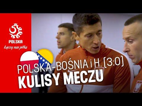 AGRESJA, DOSKOK, MOCNA PSYCHA. Kulisy meczu Polska – Bośnia i Hercegowina (3:0)
