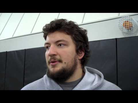 Louis Trinca-Pasat Interview 4/10/2013 video.