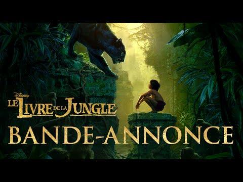Le Livre de la Jungle - Bande-annonce (VOST)