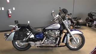 7. 500022   2009 Honda Shadow Aero   VT750C