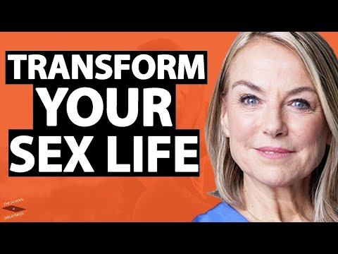 Esther Perel On Sexual Desire And Successful Relationships - With Lewis Howes