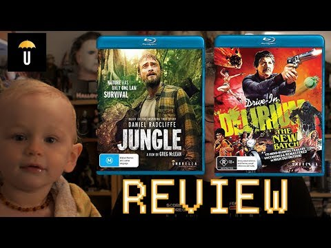 Umbrella Entertainment Blu-ray Drive-In Delirium / Jungle Review