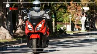 1. Kymco Downtown 300i Review