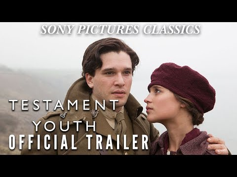 Testament of Youth US Trailer