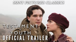 Nonton Testament Of Youth   Official Trailer Hd  2015  Film Subtitle Indonesia Streaming Movie Download