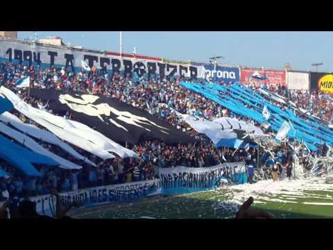Recibimiento Cuartos de Final Jaiba Brava VS UAEM - La Terrorizer - Tampico Madero