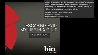 Video Escaping Evil: My Life in a Cult - Yahweh Ben Yahweh, Aggressive Christianity Training Corp MP3, 3GP, MP4, WEBM, AVI, FLV Maret 2019