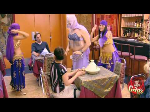 Belly Dancer Man Prank