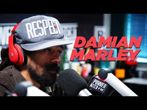 Damian Marley On