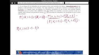 Umh2072 2013-14 Unidad 3 Descripción De Datos Y Distribuciones. Problema 8