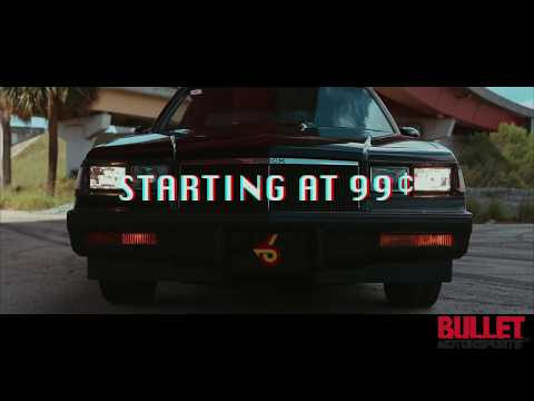 1986 Buick Grand National For Sale @ NO RESERVE! -[HD] Bullet Motorsports