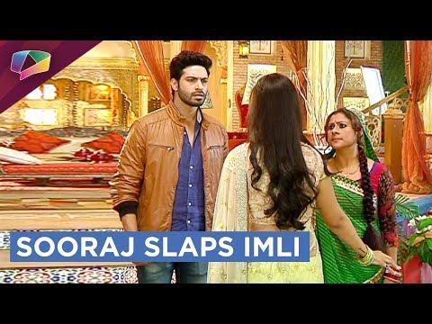 Imli Tries To Stop Sooraj From Meeting Chakor | Ud