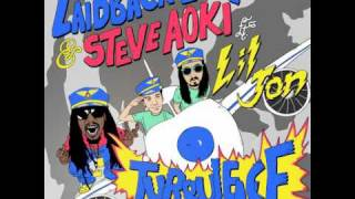 Laidback Luke & Steve Aoki music video Turbulence (feat. Lil Jon)