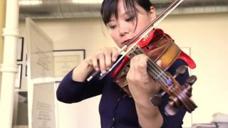 On October 24th, 2013, Teng Li will be performing Alfred Schnittke's Concerto for Viola and Orchestra with Esprit Orchestra.
