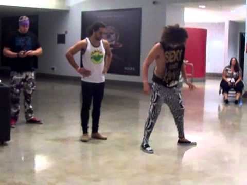 lmfao - Redfoo & Skyblu of LMFAO giving personal