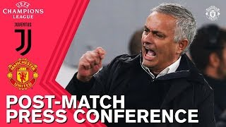 """Download Video Jose Mourinho """"This is a fantastic victory for us""""   Juventus 1-2 Man Utd   Press Conference MP3 3GP MP4"""