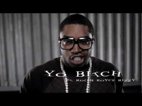 Lil Scrappy Feat. Rolls Royce Rizzy – Yo B*tch (Music Video)
