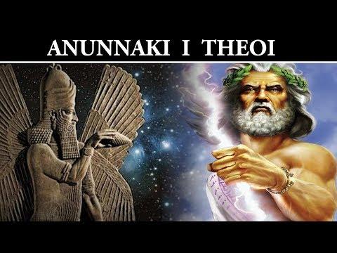 Anunnaki i Bogowie Greccy - Niezwykłe Podobieństwa