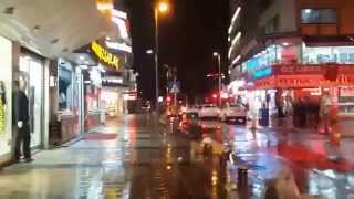 Kayseri Turkey  city pictures gallery : turkey kayseri at night