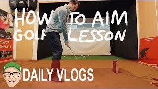 Video HOW TO AIM YOUR GOLF SHOTS MP3, 3GP, MP4, WEBM, AVI, FLV Oktober 2018