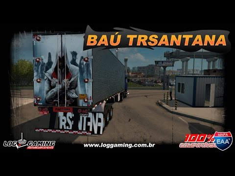 Trailer Bau TrSantana v2.0