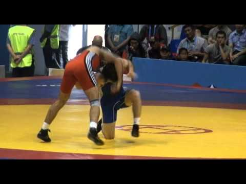 Insane Russian Wrestling Scrambles 2011 Nationals