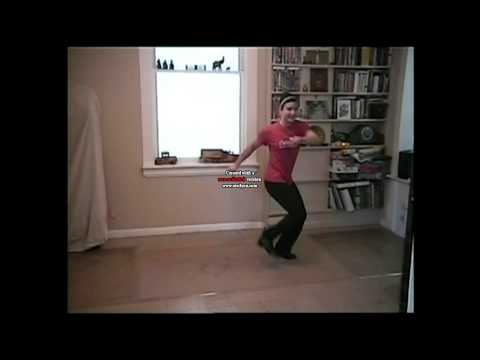 Ariel Hyatt stepdance – Volcanic Jig