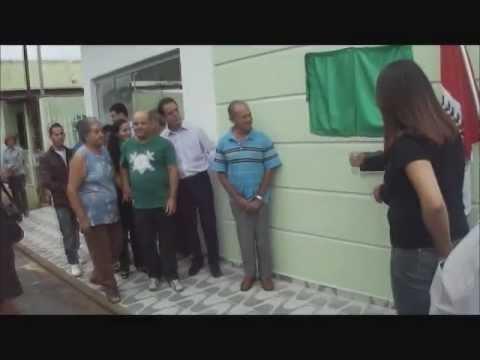 OLÍMPIO NORONHA - INAUGURAÇÃO FARMÁCIA DE MINAS.