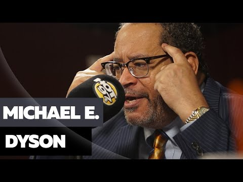 Michael Eric Dyson Drops TONS Of Gems On Obama, The Flag, Kanye & More!