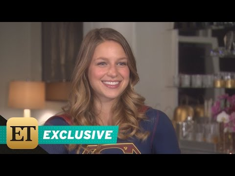 EXCLUSIVE: 'Supergirl' Melissa Benoist Teases Superman's Debut and Growth of the Danvers Sisterho…