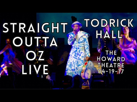 Todrick Hall Presents: Straight Outta OZ LIVE (Full Concert) 2017
