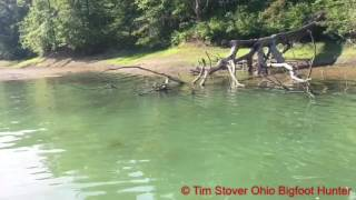 Ohio Bigfoot Hunter @ Witches Cove And The Orang Pendek Structure