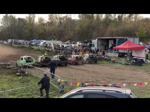 Wideo: VI Wrak Race Głogów 2019
