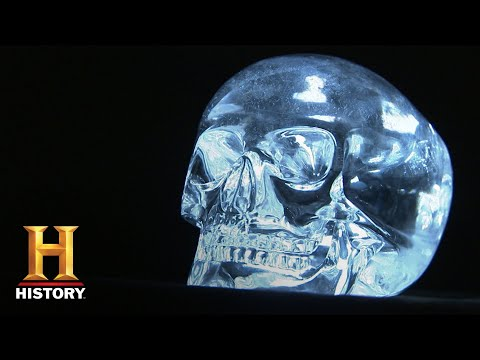 Ancient Aliens: The Crystal Computer