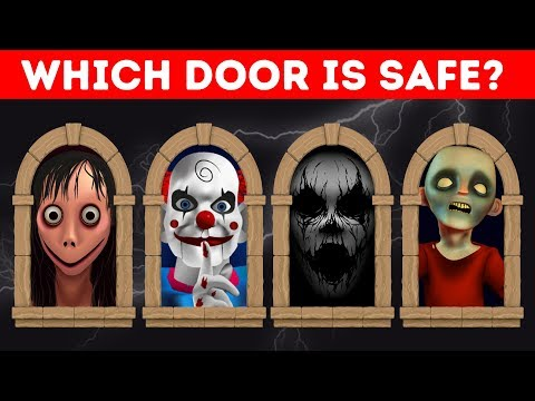 Don't Choose The Wrong Door! 9 Riddles That'll Kick Your Brain