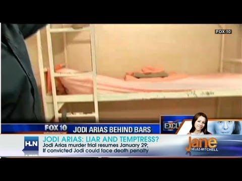 Jodi Arias' secret life in jail