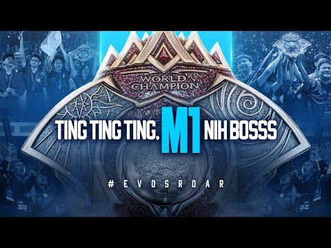 M1 WORLD CHAMPION