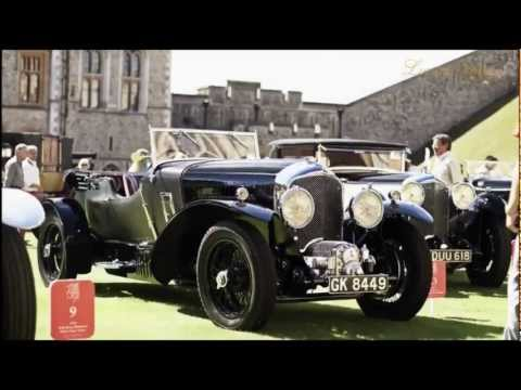 Bentley Motors at Windsor Castle Concours of Elegance 2012 – Luxury Styles Magazine