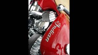 10. 2014 Indian 111 top end noise.