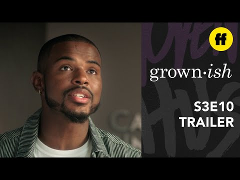 grown-ish | Season 3, Episode 10 Trailer | Aaron Takes A Stand