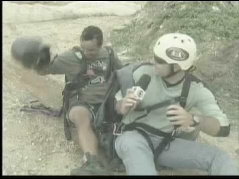 Domingo de parapente em Salesópolis (Reportagem: Piero Sbragia)