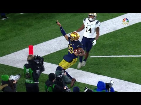 Video: Navy vs. Notre Dame I EXTENDED HIGHLIGHTS