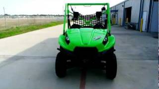 10. Review: 2011 Kawasaki Teryx 750 Sport Lime Green