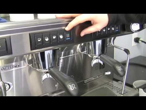 Crew Review: Rancilio Classe 7 E Commercial Espresso Machine