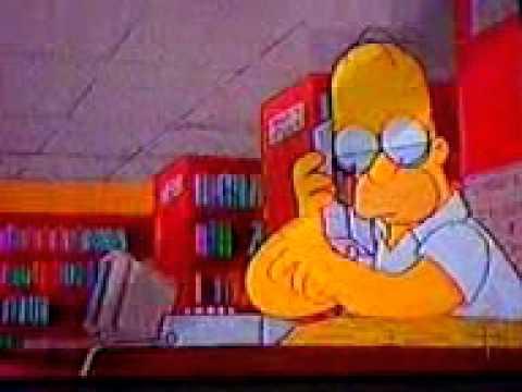 0 Homero Llamando a Japón